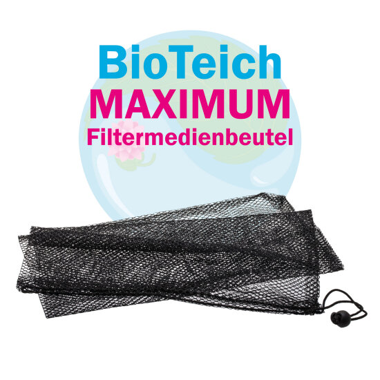 BioTeich MAXIMUM Filtermedienbeutel